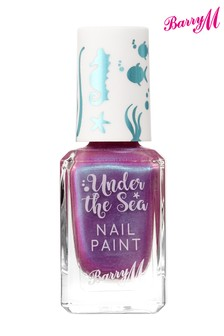 Barry M Cosmetics Under The Sea Nail Paint