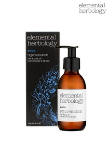 Elemental Herbology Wood Rejuvenation Bath And Body Oil