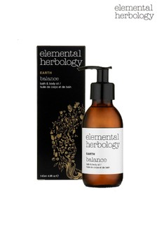 Elemental Herbology  Earth Balance Bath and Body Oil