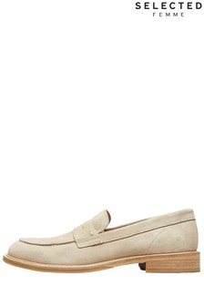 Selected Homme Classic Suede Loafers