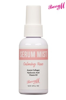 Barry M Serum Mist Calming Rose 50ml