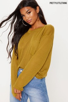 Pull PrettyLittleThing à manches longues