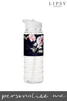 Personalised Lipsy  Naomi Floral Print Drinks Bottle By Koko Blossom