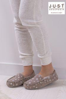 Just Sheepskin Ladies Regent Sheepskin Slippers