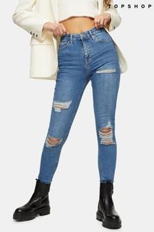 Topshop Long Leg Jamie Skinny Jean