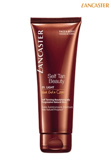 Lancaster Self Tanning Beautyfying Jelly Natural Luminous Glow Face & Body Light