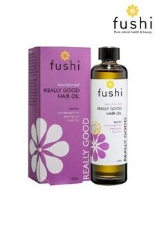 Fushi Wellbeing Fushi Really Good Hair Oil Revitalising Hair Treatment