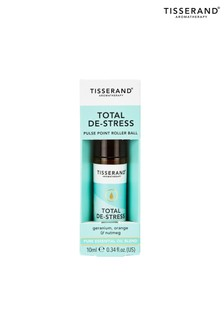 Tisserand Total De-Stress Aromatherapy Roller Ball 10ml