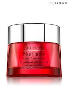 Estée Lauder Nutritious Super-Pomegranate Radiant Energy Night Moisturiser Crème/Mask 50ml