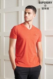 Superdry Organic Cotton Classic V-Neck T-Shirt