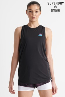 Superdry Running Featherweight Tank Top