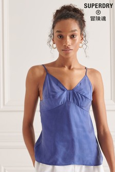 Superdry Cupro Cami Top