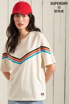 Superdry Organic Cotton Cali Boxy T-Shirt