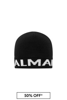 Balmain Baby Wool Hat