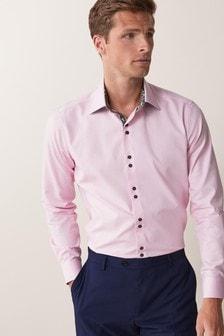 Shirt With Trim Detail