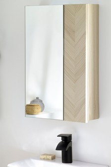 Anderson Mirrored Wall Cabinet