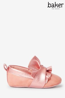 Baker by Ted Baker Rose Gold Bow Padders