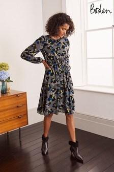 Boden Grey Dorothy Dress