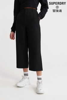 Superdry Edit Wide Leg Pants