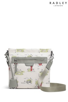 Radley London Maple Cross Park Life Small Zip Top Crossbody Bag