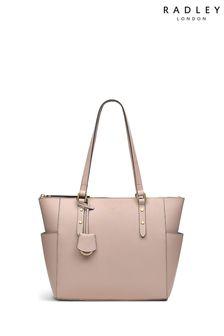 Radley London Silk Street Large Zip Top Shoulder Bag