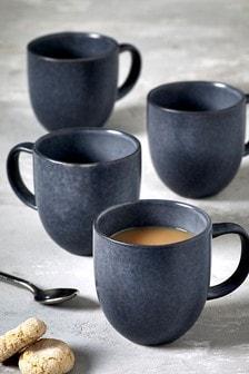 Set of 4 Dakota Mugs