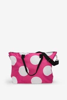 Fold-Away Beach Bag