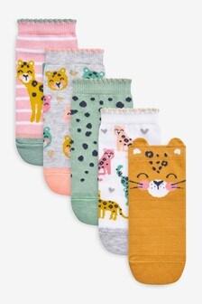 5 Pack Trainer Socks