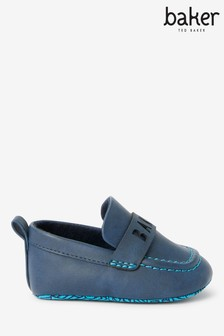 Baker by Ted Baker Navy Loafers