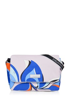 Baby Lilac & Blue Changing Bag