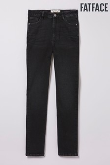 FatFace Black Sway Slim Jeans