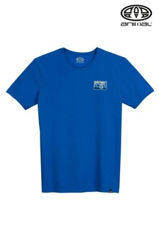 Animal Blue Heritage Deluxe Graphic T-Shirt
