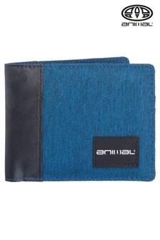 Animal Blue Reunion Bi-Fold Wallet