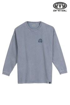 Animal Grey Taylor Long Sleeve T-Shirt