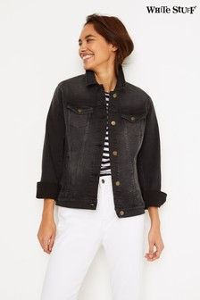 White Stuff Black Betsy Denim Jacket
