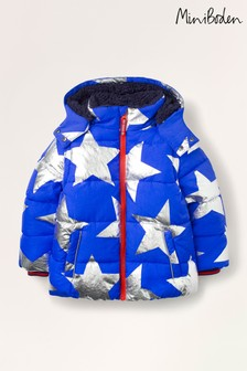 Boden Blue Cosy 2-In-1 Padded Jacket