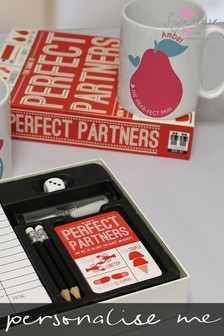 Personalised Perfect Partner Game by Signature Gifts