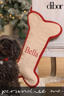 Personalised Dog Stocking by Dibor