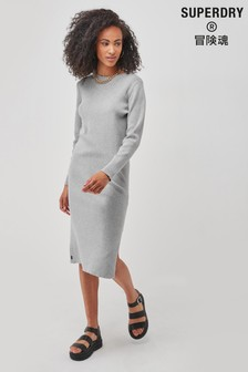 Superdry Studios Knitted Dress