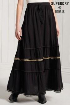 Superdry Ameera Maxi Skirt