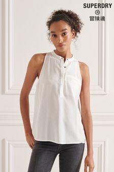 Superdry TENCEL™ Sleeveless Shirt