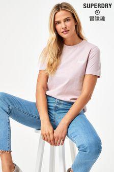 Superdry Orange Label Classic T-Shirt