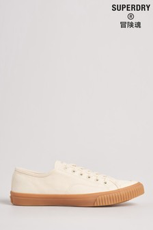 Superdry Cream Low Pro 2.0 Trainers