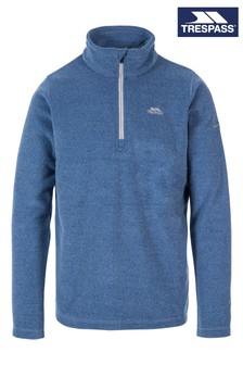 Trespass Blue Tandle - Male Fleece AT200