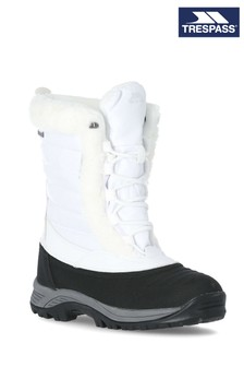 Trespass White Stalagmite II - Female Snow Boots