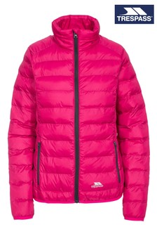 Trespass Red Julianna - Female Casual Jacket