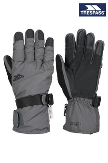 Trespass Grey Ergon II - Adult Gloves