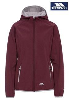 Trespass Brown Emery - Female Softshell Jacket TP75