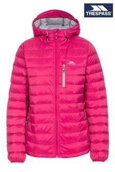 Trespass Red Arabel - Female Down Jacket