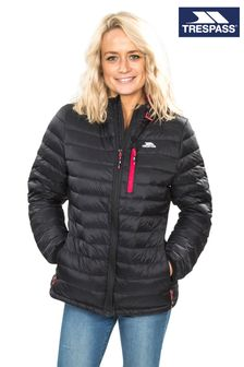 Trespass Black Arabel - Female Down Jacket